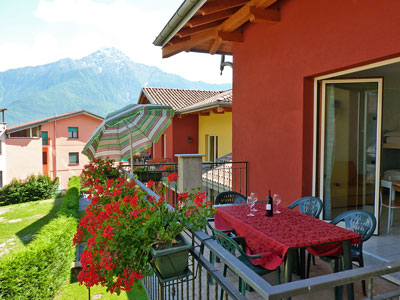 Ferienwohnungen mit Pool - Residence Colombo - Lago di Como